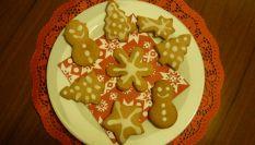 Biscotti di pan di zenzero col Bimby, per un Natale speziato