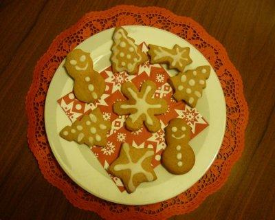 Ricette Dolci Natalizi Bimby.Biscotti Di Pan Di Zenzero Col Bimby Per Un Natale Speziato