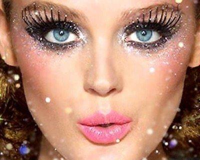 Make up Capodanno 2012: alcune idee per essere bellissime nella notte più lunga dell'anno