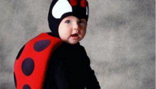Costume Carnevale fai da te: la coccinella per bambine