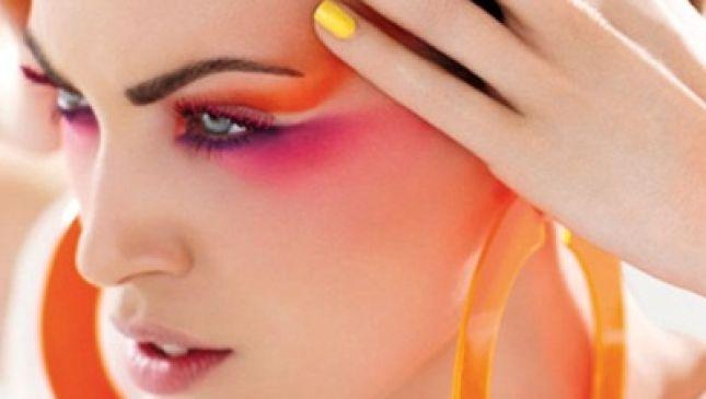 Trucco Carnevale: make up anni '80