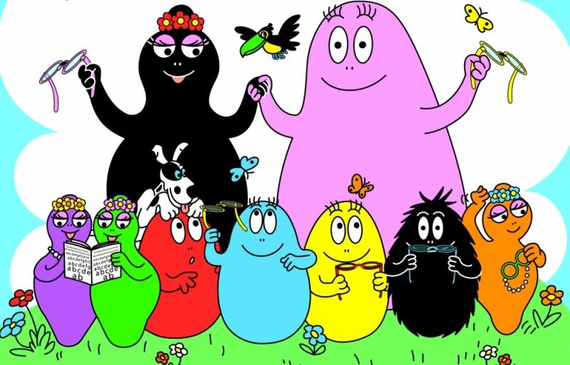 Costume Barbapapà per bambini come realizzarlo