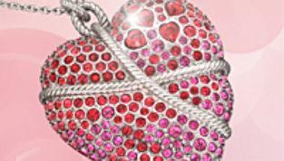 Swarovski collezione San Valentino 2012: non solo gioielli