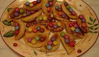 Panzerottini dolci di Carnevale