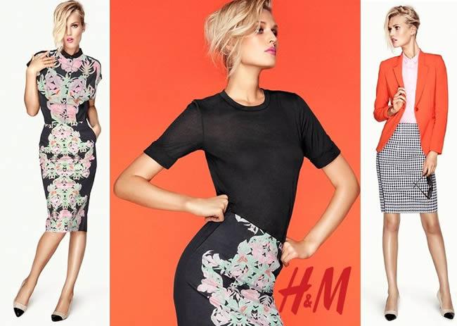 h m collezione primavera 2012 un mondo di colori e di stili