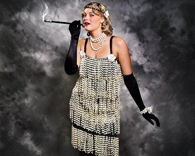 Accessori per vestito anni 20