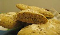 Pane fatto in casa coi bambini