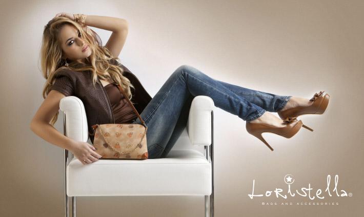 Borse Loristella collezione primavera estate 2012