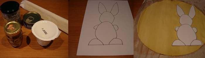 Coniglio finto ripieno