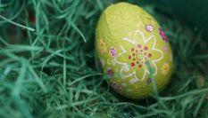 Come riciclare l'imballaggio delle uova di Pasqua
