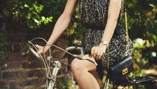La bicicletta per glutei tonici e sodi
