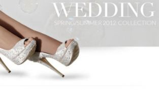 Scarpe sposa Loriblu 2012, la nuova Bridal collection