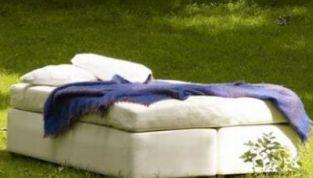 Letti ecologici per dormire in modo sano