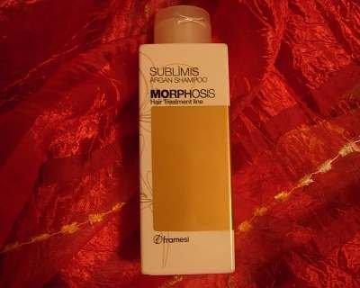 Morphosis Sublìmis Argan Shampoo