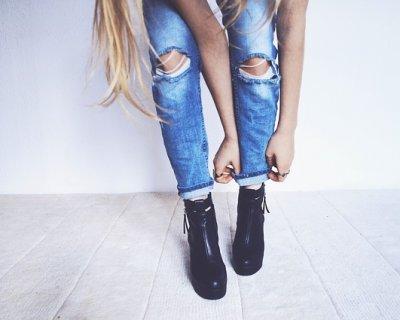 Jeans arrotolati: i cuffed jeans sono il fashion trend dell'estate 2012