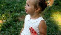 Alimentazione corretta per i bambini in vacanza