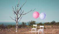 Addobbi matrimonio con palloncini