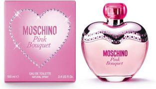 Moschino Pink Bouquet: il nuovo profumo della maison