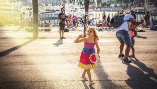 Attività estive all'aperto per bambini