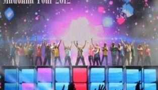 Il Tour 2012 di Madonna