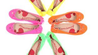 Yamamay scarpe Primavera-Estate 2012