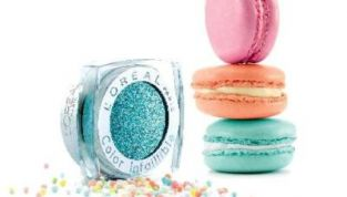 Miss Candy di L'Oreal: ombretti, gloss e smalti