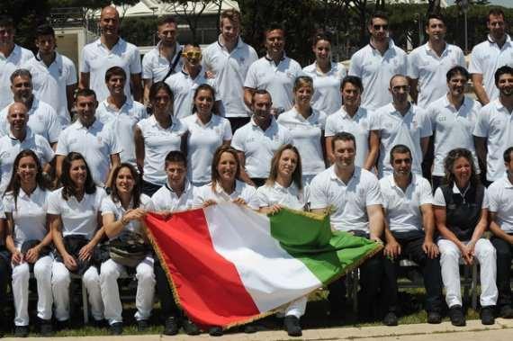 i campioni italiani alle olimpiadi di londra