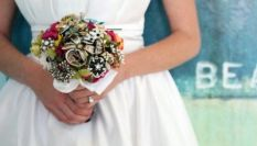 Bouquet da sposa ecologico fai da te