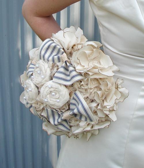 Bouquet sposa ecologico fai da te