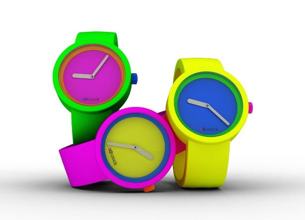 orologio gomma