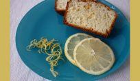 Plumcake profumato al limone con semi di papavero