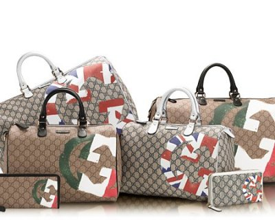Gucci Flag Collection per UNICEF