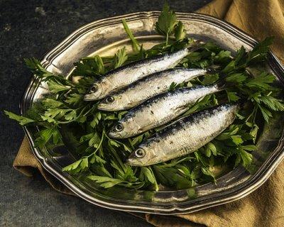 Il Pesce Azzurro Nellalimentazione Dei Bambini Va Introdotto Dai