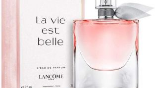 La vie est belle, la nuova fragranza di Lancôme