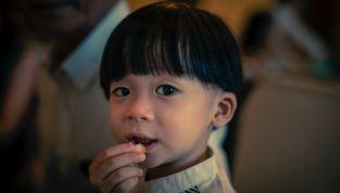 Alimentazione per migliorare il sistema immunitario nei bambini