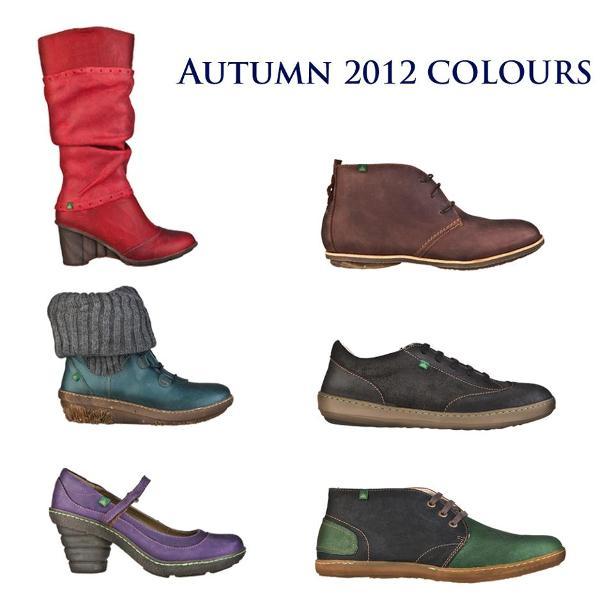 new concept 0704d 38628 El Naturalista scarpe Autunno/Inverno 2012-2013
