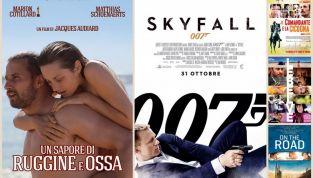 Film in uscita a ottobre 2012