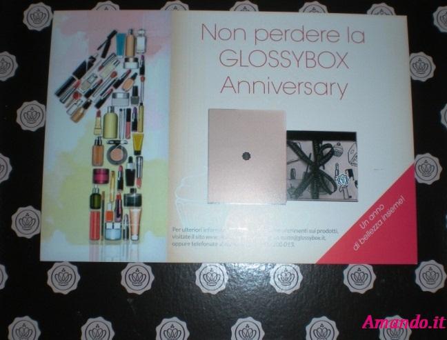 Opinioni Glossybox settembre 2012 dolce vita