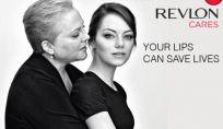 The power of lips Revlon e la prevenzione al cancro