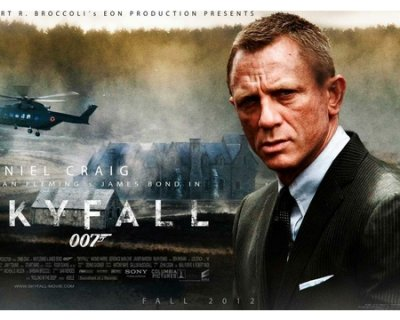 Skyfall, il ritorno di James Bond