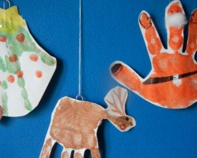 Lavoretti Di Natale Bambini 4 Anni.Lavoretti Di Natale Per Bambini