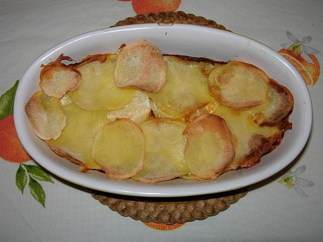 Terrina verza patate
