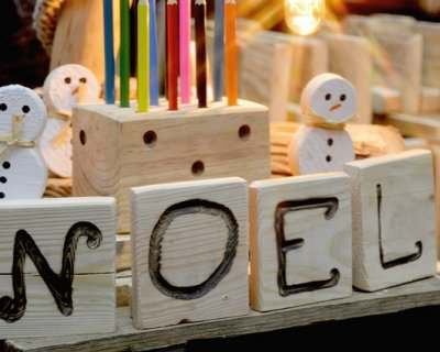 Natale decorazioni ecologiche fai da te - Addobbi di natale per la casa ...