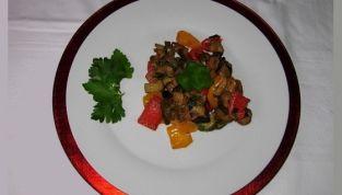 Fantasia di verdure con spezie