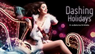 Kiko Natale 2012: Dashing Holidays make up collection