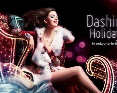 Kiko Natale 2012: Dashing Holidays make up collection