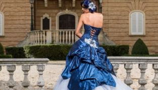 Tendenze abiti da sposa 2013