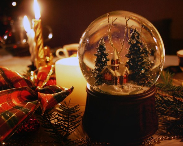 Condividi incanto del Natale