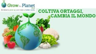 Grow The Planet, il nuovo social network ecologico