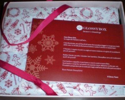 Opinioni Glossybox Novembre 2012 di Amando.it